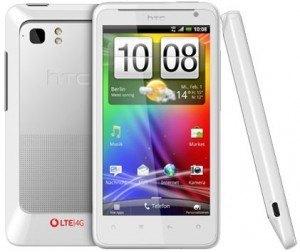 HTC Velocity 4G mit LTE