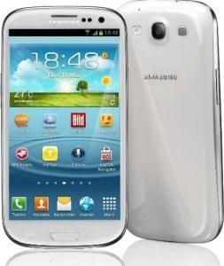 Vodafone: Samsung Galaxy S3 LTE