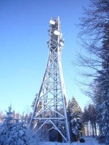 LTE-Holzturm
