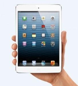 Das neue Apple iPad 5 soll sich optisch am iPad mini orientieren (Quelle: apple.com)