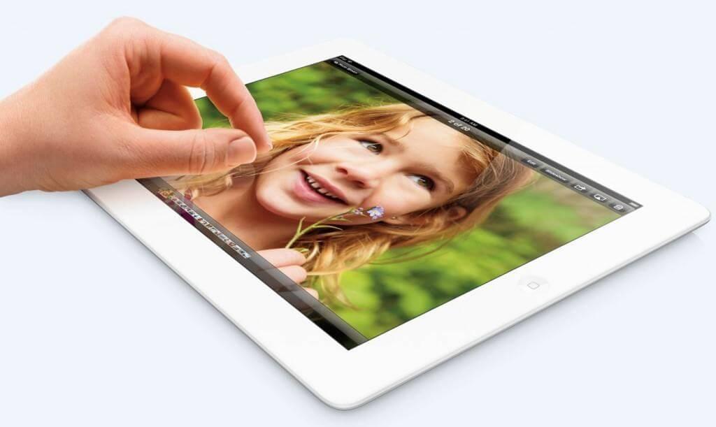 iPad 4 mit LTE