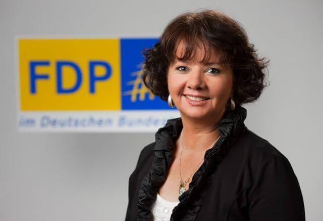 Claudia Boegel (FDP)