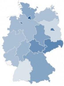Die LTE-Abdeckung im Saarland beträgt nur 29% (Stand: Juni 2013)