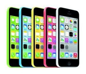 Steht das iPhone 5C vor dem aus  (Quelle: apple.com)