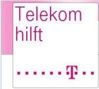 Laut Kundenfeedback funktioniert die Übergangslösung (Quelle: Telekom)