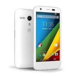 Das Moto G kommt nun mit LTE (Bildquelle: Motorola)