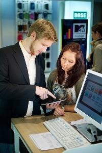 Im BASE-Shop die LTE-Abdeckung erfragen (Bildquelle: E-Plus Gruppe)