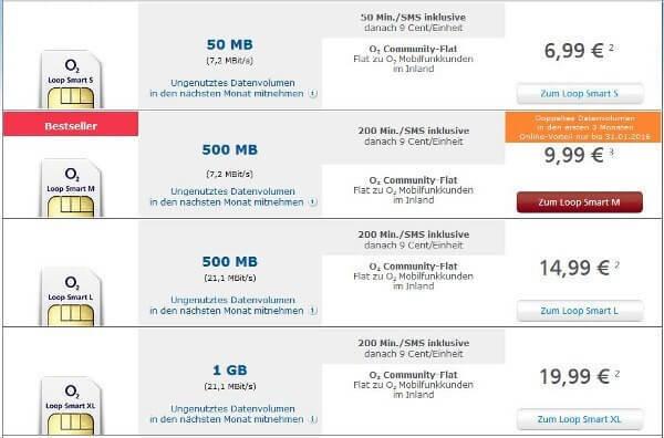 LTE Prepaid