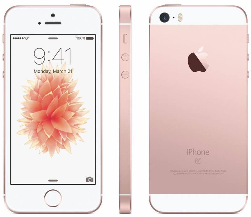 iPhone-SE-Rosegold