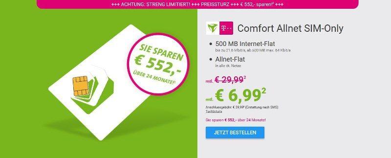 Sparhandy-Comfort-Allnet-neu