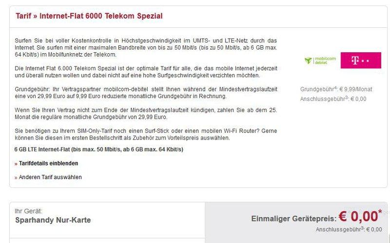 Sparhandy-6GB-Telekom