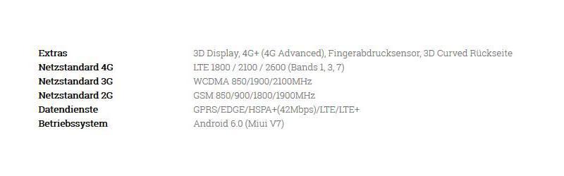 Xiaomi Mi5-LTE