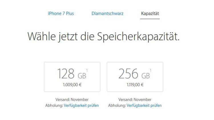 iphone-7-lieferzeit