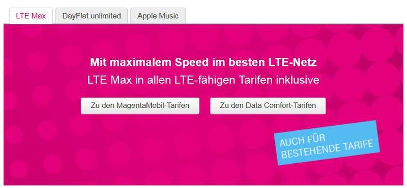 Telekom-LTE Max