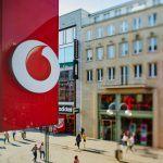 Vodafone gewinnt zu Jahresbeginn nur wenige Vertragskunden