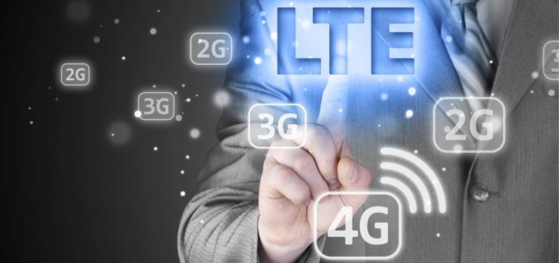 LTE-Verfuegbarkeit