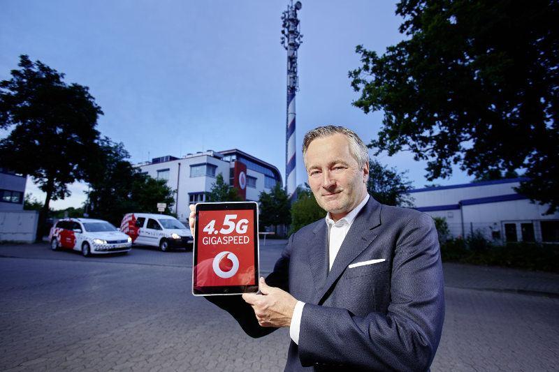 Vodafone-4.5G