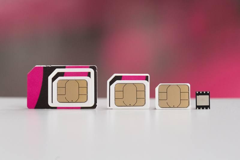 eSIM T-Mobile