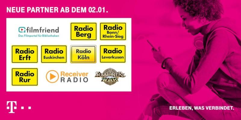 Telekom, StreamOn