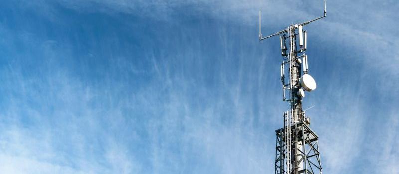 LTE-Mobilfunkmast