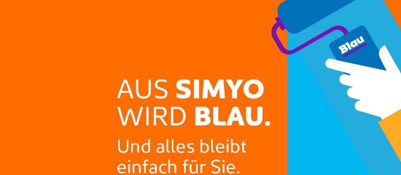 Simyo-wird-Blau